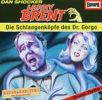 Larry Brent   9 - Larry Brent - Folge 9: Die Schlangenköpfe des Dr. Gorgo (Neubearbeitung)