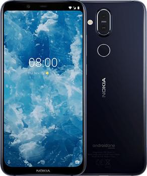Nokia 8.1 Doble SIM 64GB azul