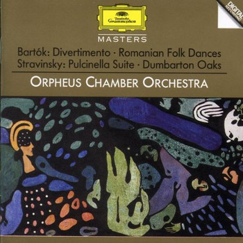 Opheus Chamber Orchestra - Divertimento/Pulcinella Suite