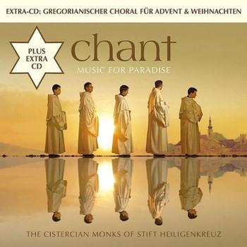 Die Zisterzienser Mönche vom Stift Heiligenkreuz - Chant-Music for Paradise (Weihnachtsedition)