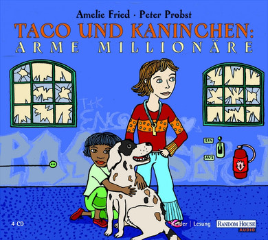 Taco und Kaninchen - Arme Millionäre. 3 CDs.