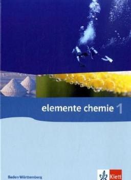Elemente Chemie - Ausgabe Baden-Württemberg G8: Elemente Chemie 1. Klassen 8-10. Baden-Württemberg. Neubearbeitung: Für das 8-jährige Gymnasium: BD 1 - Werner Eisner
