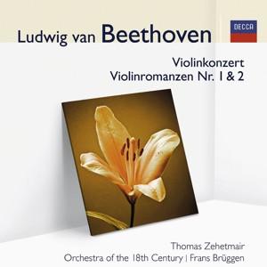 Zehetmair - Violinkonzert/Romanze 1+2/+(Audior)