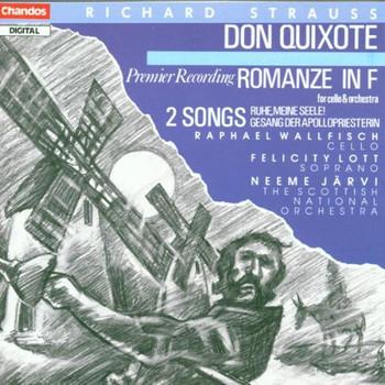 Wallfisch - Don Quixote / Romanze / 2 Lieder