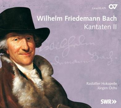 Ochs - W.F. Bach: Kantaten Vol.2