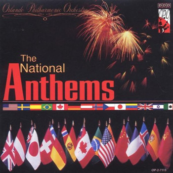Various - The National Anthems----------