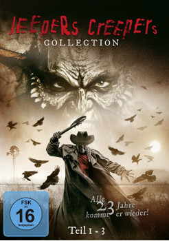 Jeepers Creepers Collection - Teil 1-3 [3 DVDs]