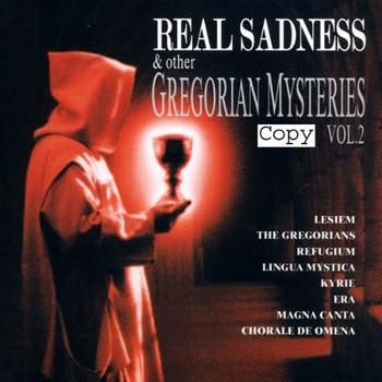 Various Artsists    Ries Vol.2 - Real Sadness   Gregorian Myste