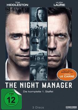 The Night Manager - Die komplette 1. Staffel [3 Discs]