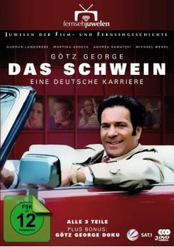Das Schwein - Eine deutsche Karriere [3 Discs]