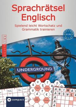 Compact Sprachrätsel Englisch - Niveau A1 & A2: Englisch-Rätsel zu Wortschatz und Grammatik - Barbara Werner