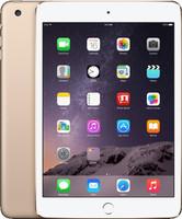 "Apple iPad mini 3 7,9"" 64GB [wifi + cellular] goud"