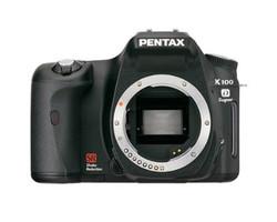 Pentax K100D noir