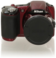 Nikon COOLPIX L830 rouge