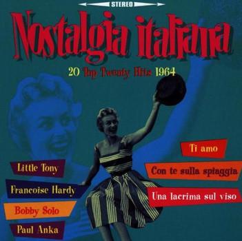 Various - Nostalgia Italiana-1964