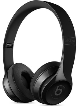 Beats by Dr. Dre Solo3 Wireless nero lucido