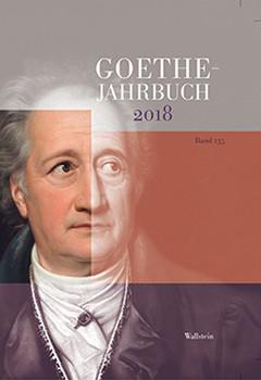 Goethe Jahrbuch 2018 [Gebundene Ausgabe]