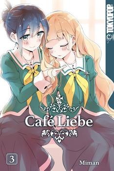 Café Liebe 03 - Miman  [Taschenbuch]