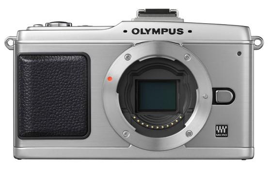 Olympus E-P2 gris