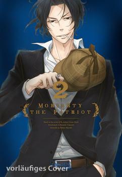 Moriarty the Patriot 2 - Ryosuke Takeuchi  [Taschenbuch]