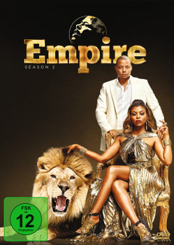Empire - Season 2 [5 Discs]