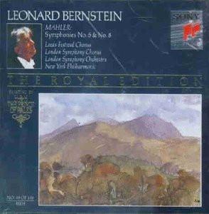Leonard Bernstein - Sinfonien 6+8