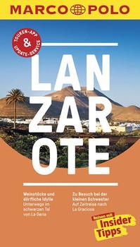 MARCO POLO Reiseführer: Lanzarote - Reisen mit Insider-Tipps [Broschiert, inkl. Karte, 19. Auflage 2017]