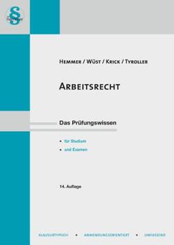Arbeitsrecht - Karl E. Hemmer
