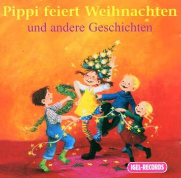 Astrid Lindgren - Pippi Feiert Weihnachten