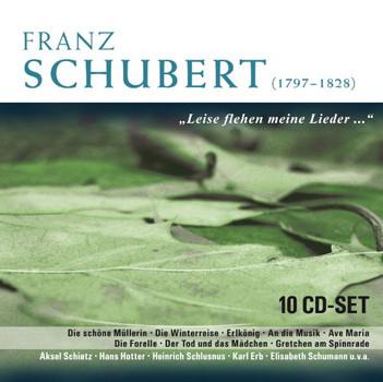 Various - Leise Flehen Meine Lieder - The Art of Schubert Lieder