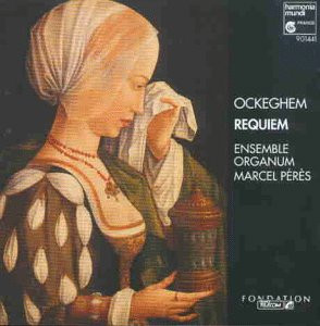 Ensemble Organum - Johannes Ockeghem: Requiem (Gesamtaufnahme)