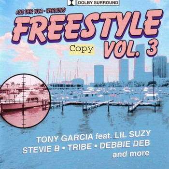 Various - Freestyle Vol.3 [UK-Import]