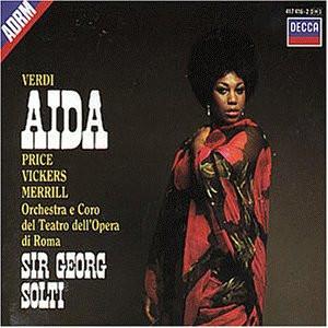 Leontyne Prive - Verdi: Aida (Gesamtaufnahme)