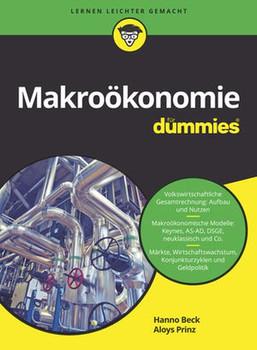 Makroökonomie für Dummies - Aloys Prinz  [Taschenbuch]