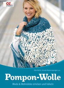 Pompon Wolle Mode Wohndeko Stricken Und Häkeln Elke Reith