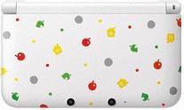Nintendo 3DS XL Blanche [Edition Spéciale incl. carte mémoire de 4Go]