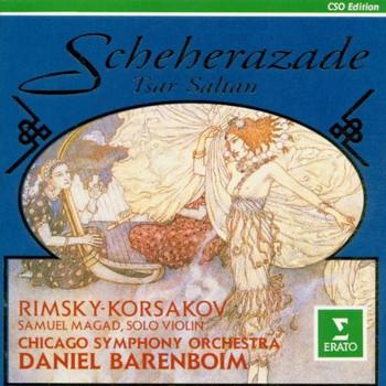 Daniel Barenboim - Sheherazade