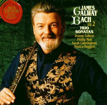 James Galway - Flötensonaten Vol. 2