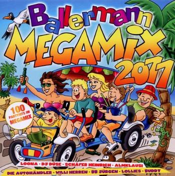 Various - Ballermann Megamix 2011