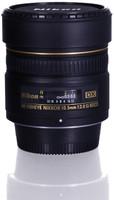 Nikon AF DX NIKKOR 10,5 mm F2.8 ED G 52 mm Objetivo (Montura Nikon F) negro