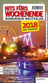 Hits fürs Wochenende Nordrhein-Westfalen 2018 [Taschenbuch]