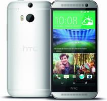 HTC One (M8) 16GB plata