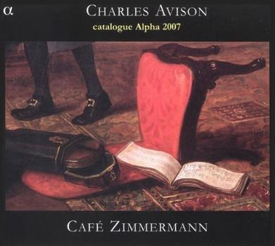 Cafe Zimmermann - Concertos in Seven Parts (+Katalog)