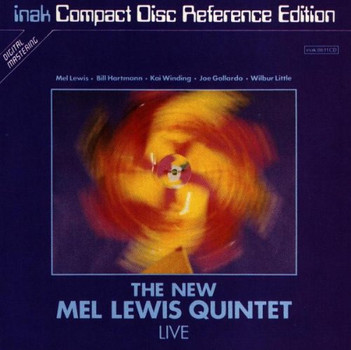 Mel Lewis - The New Quintet-Live