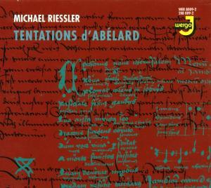 Riessler - Tentations d'Abelard