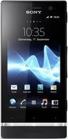 Sony Xperia U 8GB negro