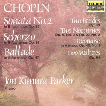 Jon K Parker - Klavierwerke