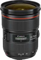 Canon EF 24-70 mm F2.8 L USM II 82 mm Objetivo (Montura Canon EF) negro