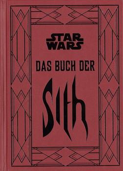 Star Wars: Das Buch der Sith - Daniel Wallace  [Gebundene Ausgabe]