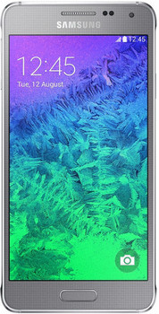 Samsung G850 Galaxy Alpha 32GB zilver